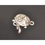 2501-Swarovski Elements 1088 Crystal Paradise Shine F PP18 2.5mm