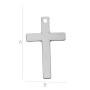 P2020-SWAROVSKI ELEMENTS 1122 Bermuda Blue Foiled 12mm