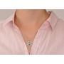 P1646-Swarovski Elements 1088 Denim Blue Foiled SS39 8mm 1 buc