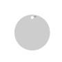 P1282-Swarovski Elements 1088 Denim Blue Foiled SS34 7mm 1 buc