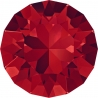 P1300-Swarovski Elements 1088 Light Siam Foiled SS34 7mm 1 buc