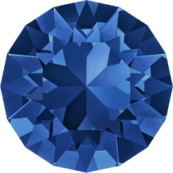 2584-Swarovski Elements 1088 Capri Blue Foiled PP 32 4mm 1 buc