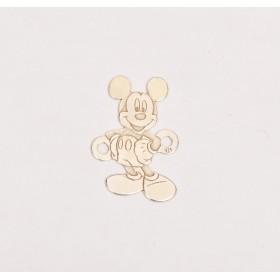 P1909-Swarovski Elements 6106 Crystal White Patina  22mm