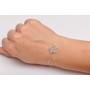 0455-SWAROVSKI ELEMENTS 6428 Crystal Luminous Green 8mm-1 buc