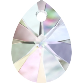 P0520-Swarovski Elements 6128 Crystal Aurore Boreale 12mm-1 buc