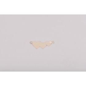 swarovski heart pendant 6228 crystal vitrail light 14mm 6228 MM 14,4X 14,0 CRYSTAL VL