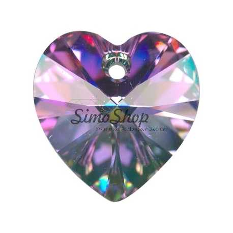 P0768-Swarovski Elements 6228 Vitrail Light 14mm-1 buc