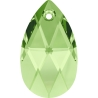 P0196-Swarovski Elements 6106 Peridot 16mm-1 buc