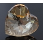 P0273-Swarovski Elements 6228 Crystal Golden Shadow 14mm 1 buc