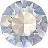 P2496-Swarovski Elements 1088 White Opal Foiled SS39 8mm