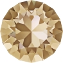 P1275-Swarovski Elements 1088 Crystal Golden Shadow F SS34 7mm
