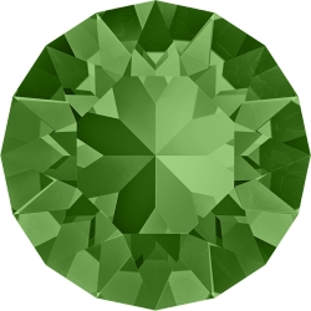 P1290-Swarovski Elements 1088 Fern Green Foiled SS34 7mm 1 buc