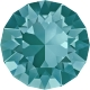 2112-Swarovski Elements 1088 Blue Zircon Foiled PP 18 2.5mm-1 buc