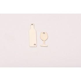 2072-Swarovski Elements 1088 Emerald Foiled PP 18 2.5mm 1 bu