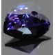 P0682-Swarovski Elements 6228 Crystal Heliotrope 14mm-1 buc