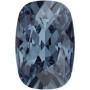 P0731-SWAROVSKI ELEMENTS 1122 Emerald Foiled 12mm-1buc