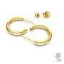 2003-SWAROVSKI ELEMENTS 1122 Emerald Foiled SS29-6.5mm