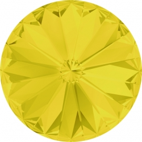 P2254-SWAROVSKI ELEMENTS 1122 Yellow Opal Foiled SS47 11mm