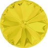 P2254-SWAROVSKI ELEMENTS 1122 Yellow Opal Foiled SS47 11mm