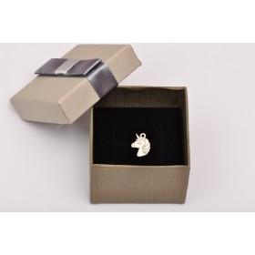 2745-Swarovski Elements 5809 Light Grey 2mm 100 BUC