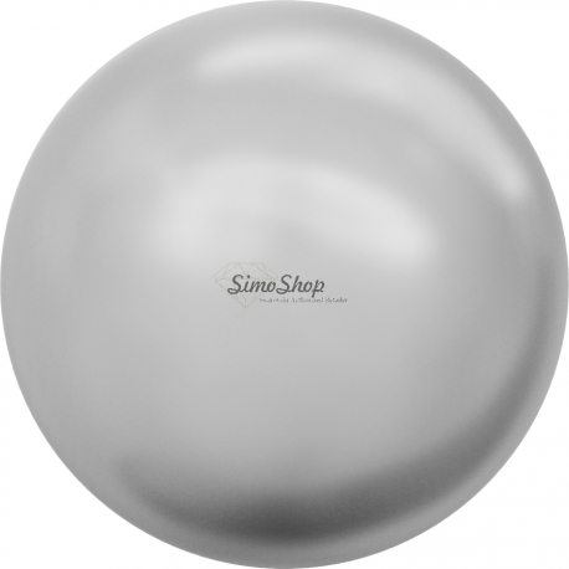 2689-Swarovski Elements 5809 Light Grey Pearl 3mm 1BUC