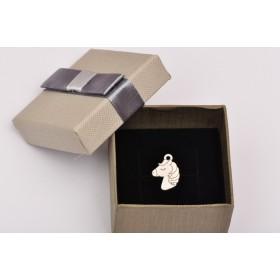 2681-Swarovski Elements 5809 Light Grey Pearl 1.5mm 100 BUC