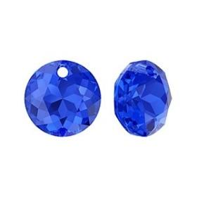 P2915-Swarovski Elements 6228 Crystal Black Patina 18mm