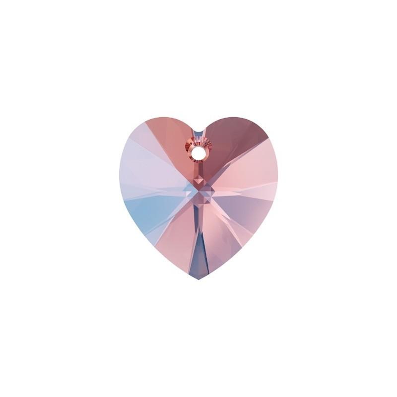 G1210-Baza pandant pentru Swarovski Flame 2205 2x7.5mm , 2x10mm 2x14mm