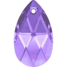 P2920-Swarovski Elements 6106 Crystal Tanzanite 16mm