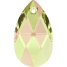 P2921-Swarovski Elements 6106 Crystal Luminous Green 16mm