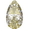 P2928-Swarovski Elements 6106 Gold Patina 22m