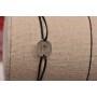 P2955-Swarovski Elements 1088 Black Patina SS39 8mm
