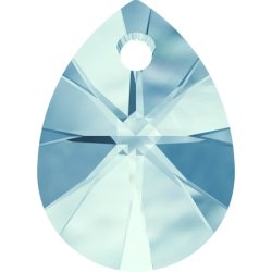 P2965-Swarovski Elements 6128 Aquamarine 10mm-1 buc