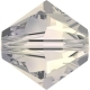 0822-SWAROVSKI ELEMENTS 5328 Crystal Moonlight 6mm 1buc