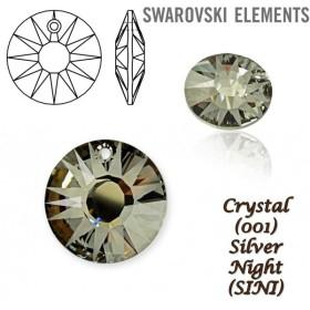 5328 MM 4,0 CRYSTAL MET.BLUE2X SWAROVSKI ELEMENTS 5328 Metallic Blue 2X  4mm