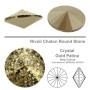 0830-SWAROVSKI ELEMENTS 5328 Hyacinth 4mm-1buc