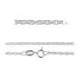 P0663-SWAROVSKI ELEMENTS 1122 Crystal Vitrail Light Unfoiled 12mm-1buc