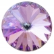 P0891-SWAROVSKI ELEMENTS 1122 Crystal Vitrail Light 14mm-1buc