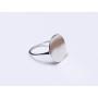 P0892-SWAROVSKI ELEMENTS 1122 Crystal Vitrail Light 18mm-1buc