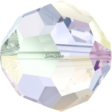 P0530-Swarovski Elements 5000 Crystal Aurore Boreale 8mm-1 buc