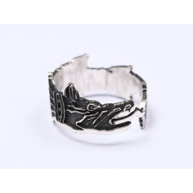 P0585-Swarovski Elements 6028 Crystal Silver Night 18mm 1 buc