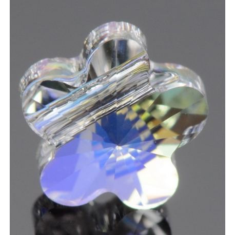 0858-Swarovski Elements 5744 Crystal Aurore Boreale 6mm-1buc
