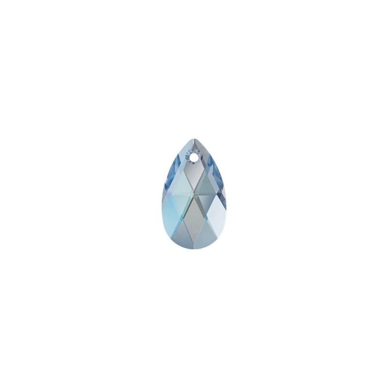 INOX028-Link rotund gaurit din inox 18x16mm