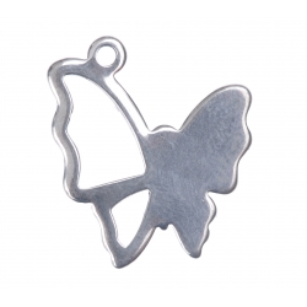 INOX036-Link fluture din inox 18x15mm