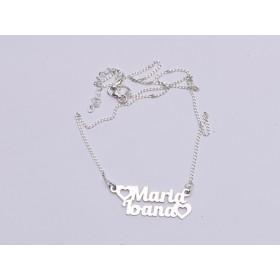 B036-Snur imitatie piele roz 2mm -1metru