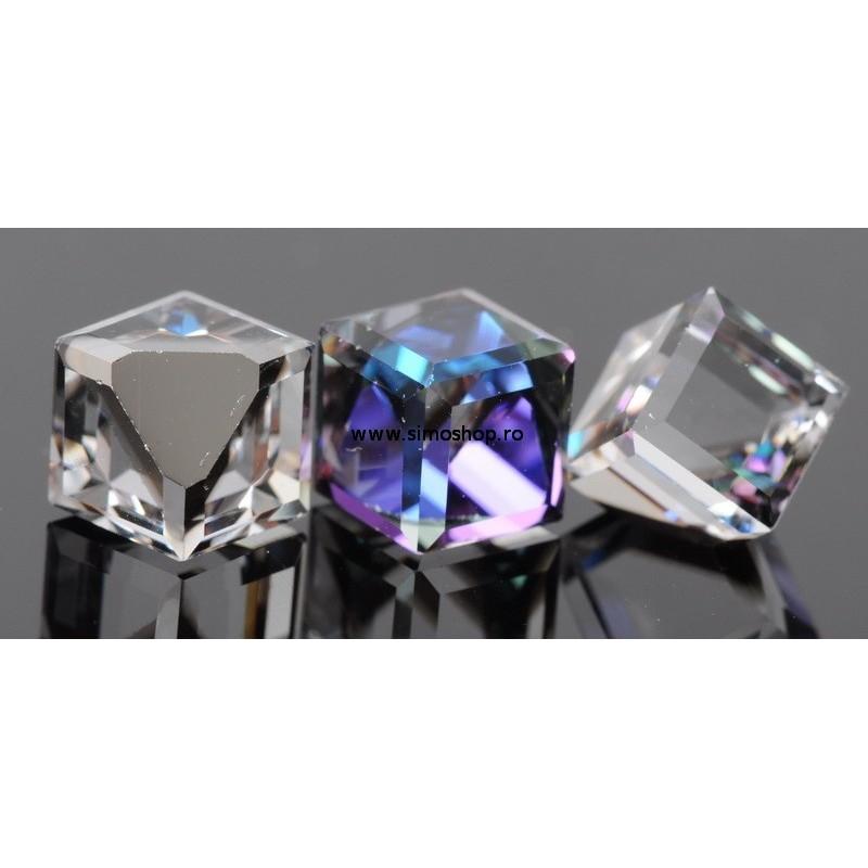 P1132-Swarovski Elements 6100 Crystal Aurore Boreale 24x12mm