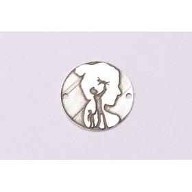 P2988-Swarovski Elements 5601 Cube Bead Crystal Vitrail Medium B 6mm