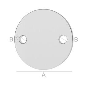 P3009-Swarovski Elements 5601 Cube Bead Emerald 8mm